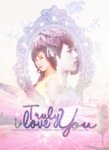 TRULY I LOVE YOU [BAEK JI HYUN]